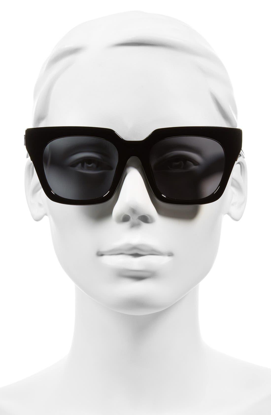 perverse u0027rodeo drive u0027 52mm square sunglasses nordstrom