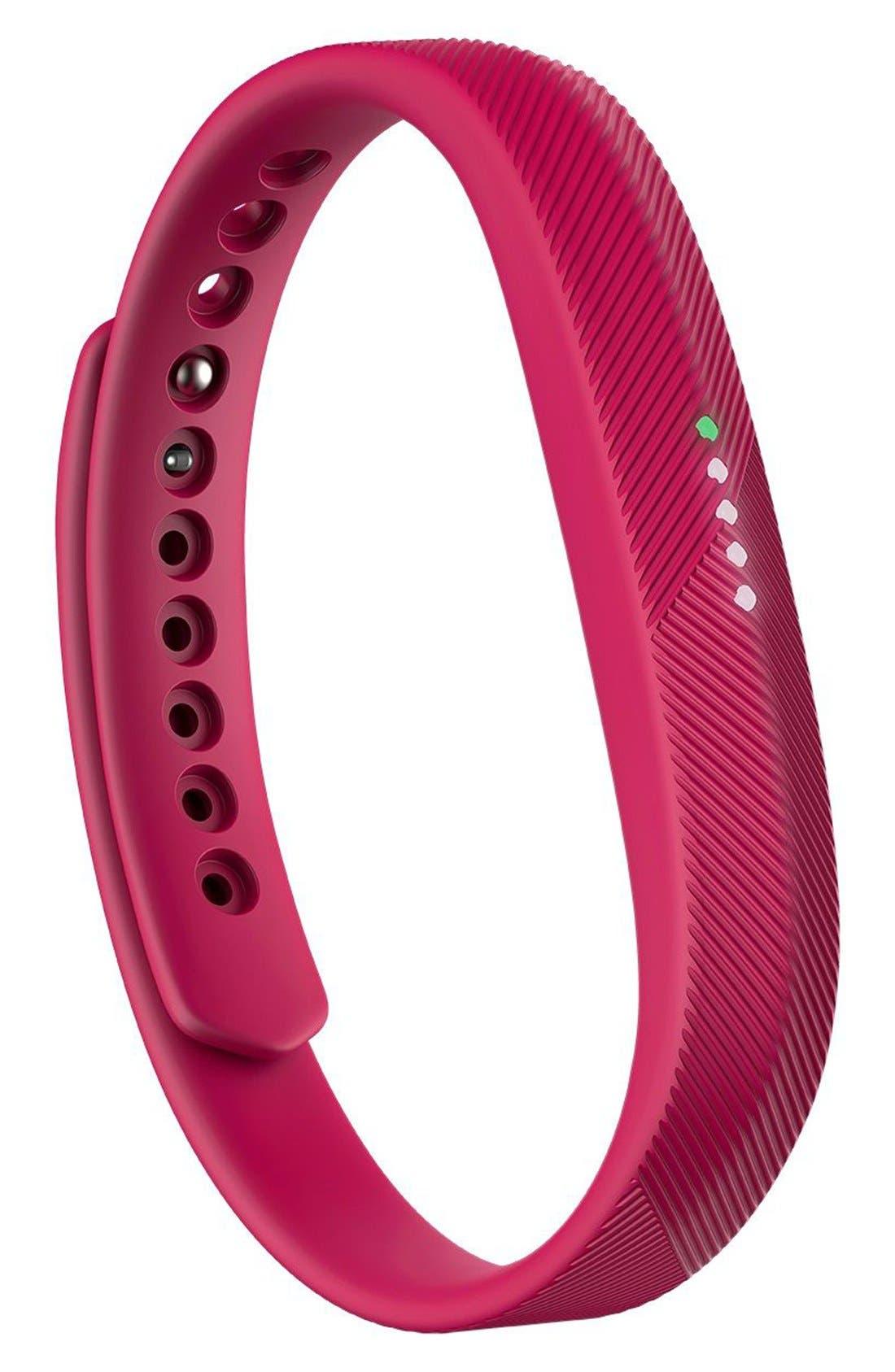 FITBIT 'Flex 2' Wireless Activity & Sleep Wristband in Pink