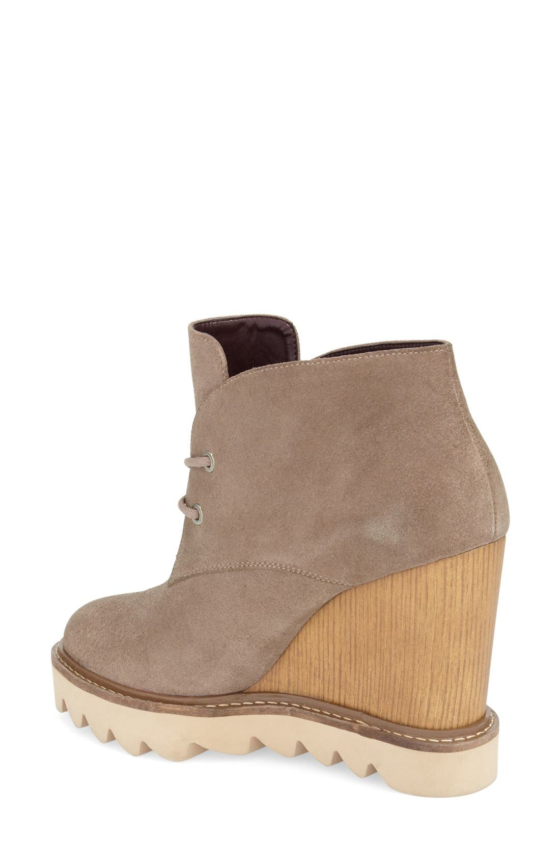 Alternate Image 2  - BCBGeneration 'Nariska' Wedge Bootie (Women)