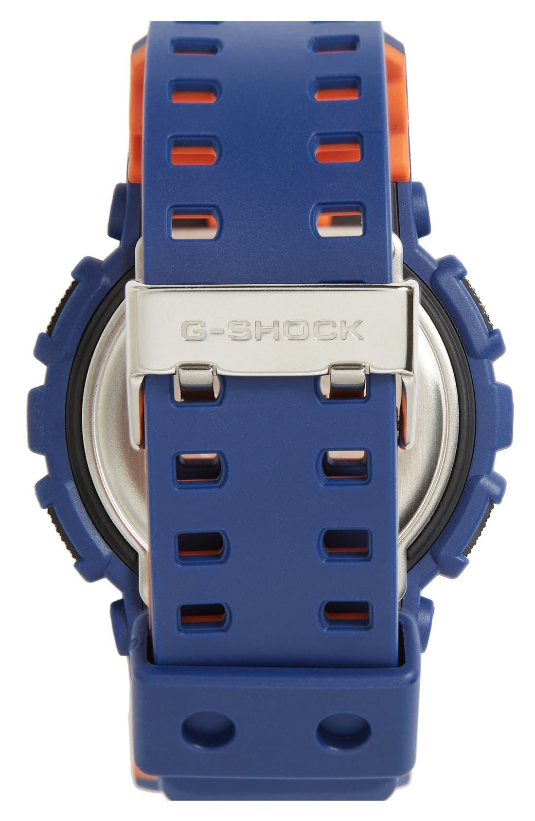 Alternate Image 2  - G-Shock 'Big Combi' Watch, 55mm x 51mm