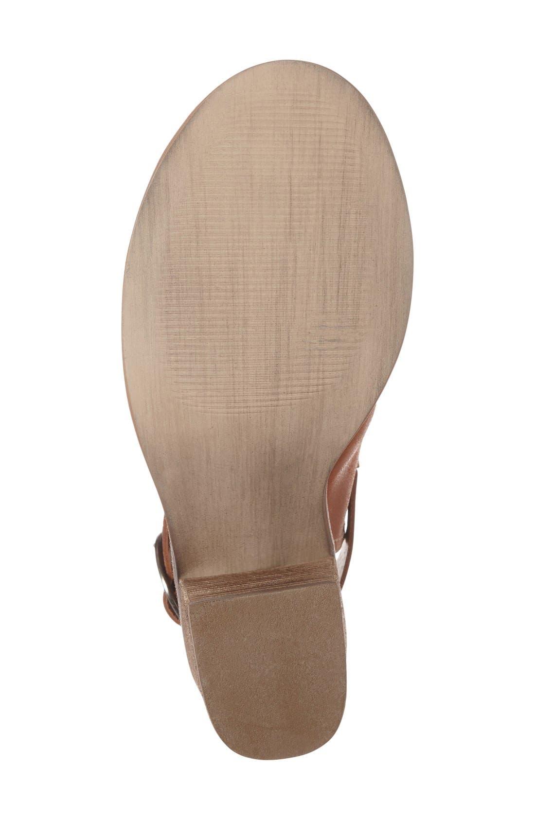 Alternate Image 4  - Steve Madden 'Parlor' Slingback Open Toe Bootie (Women)