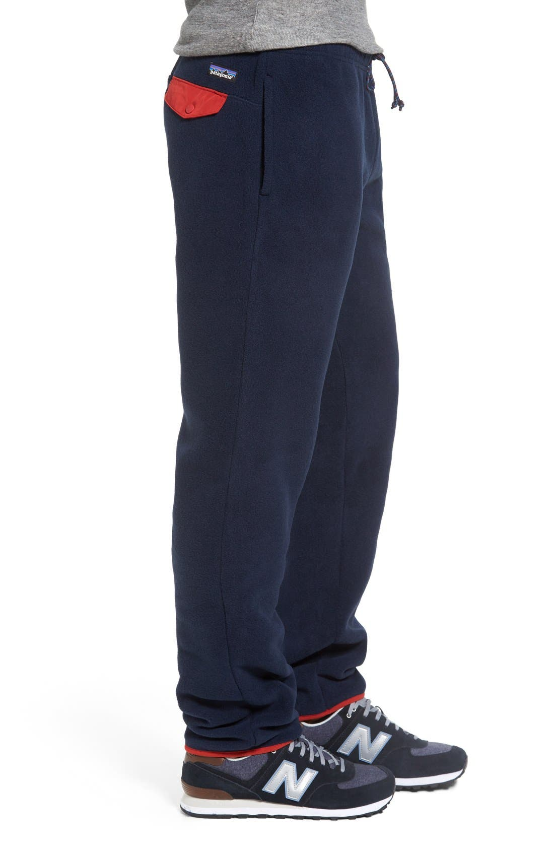 Alternate Image 3  - Patagonia Synchilla® Fleece Pants