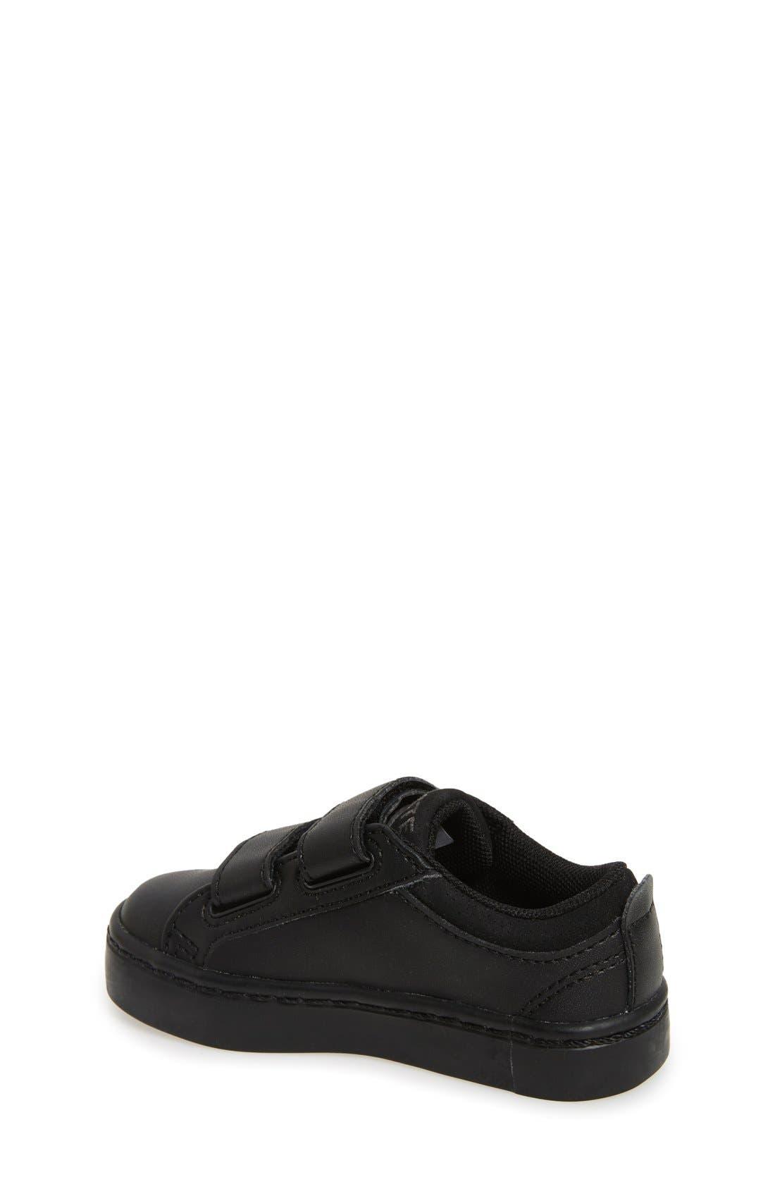 Alternate Image 2  - Lacoste 'Straightset' Sneaker (Baby, Walker & Toddler)