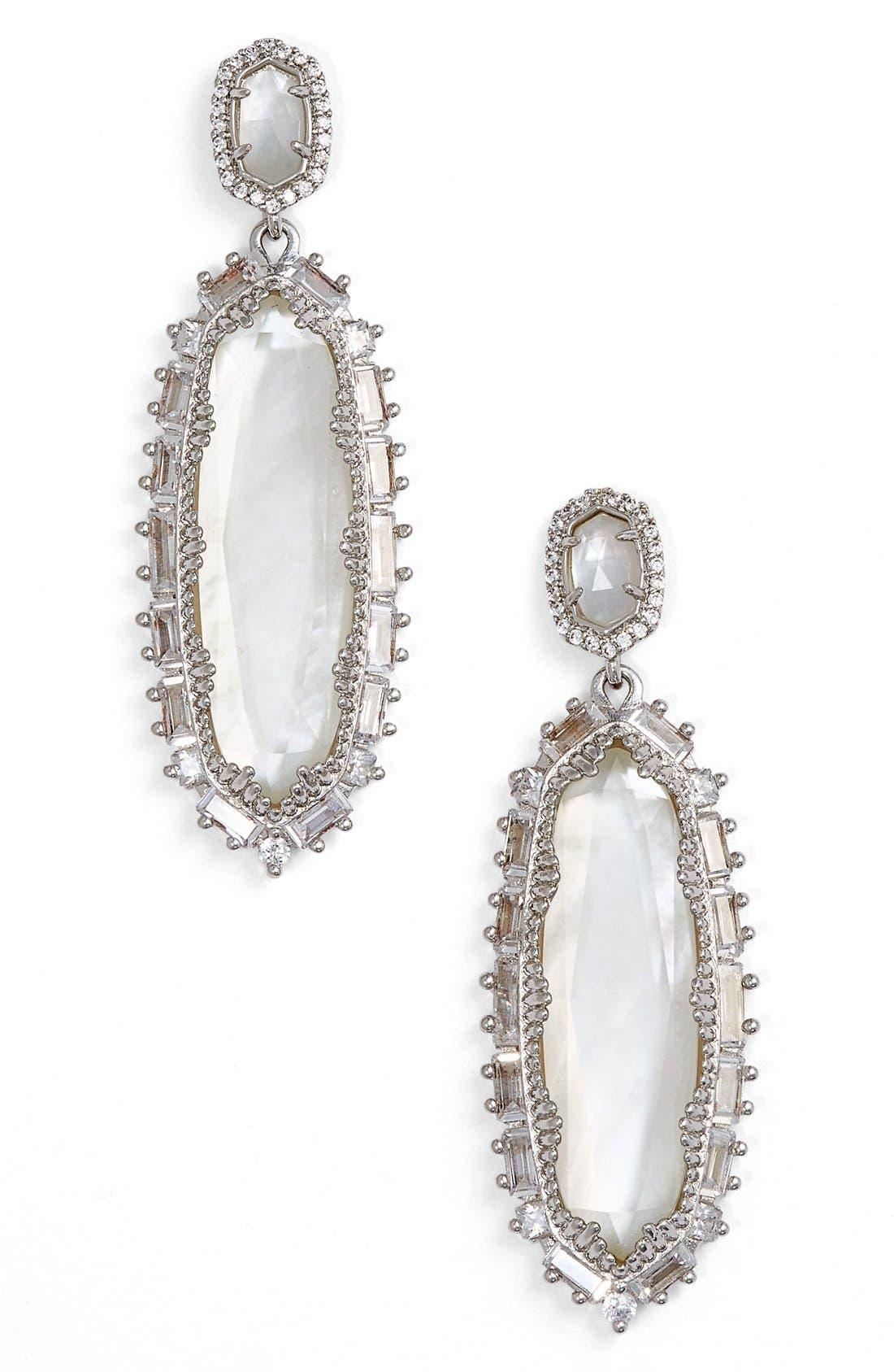 KENDRA SCOTT Kalina Drop Earrings