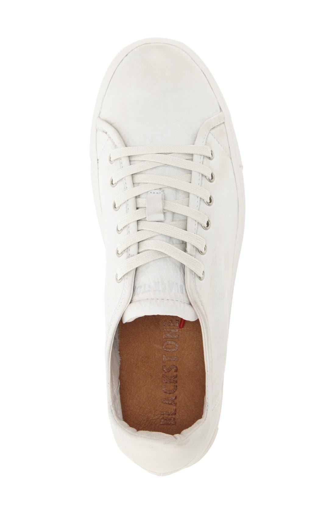 Blacktone 'LM24' Sneaker,                             Alternate thumbnail 3, color,                             White
