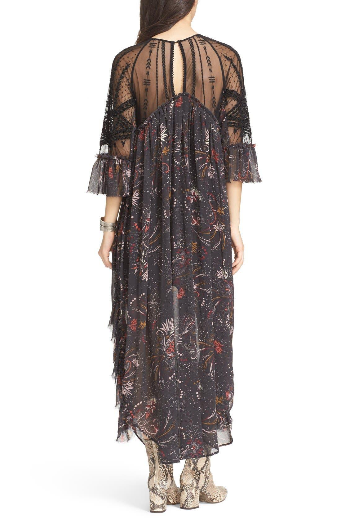 Alternate Image 2  - Free People Spirit of the Wild Maxi Dress