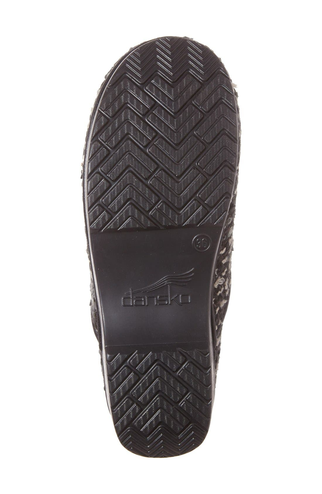Alternate Image 4  - Dansko 'Pro' Pattern Clog (Women)