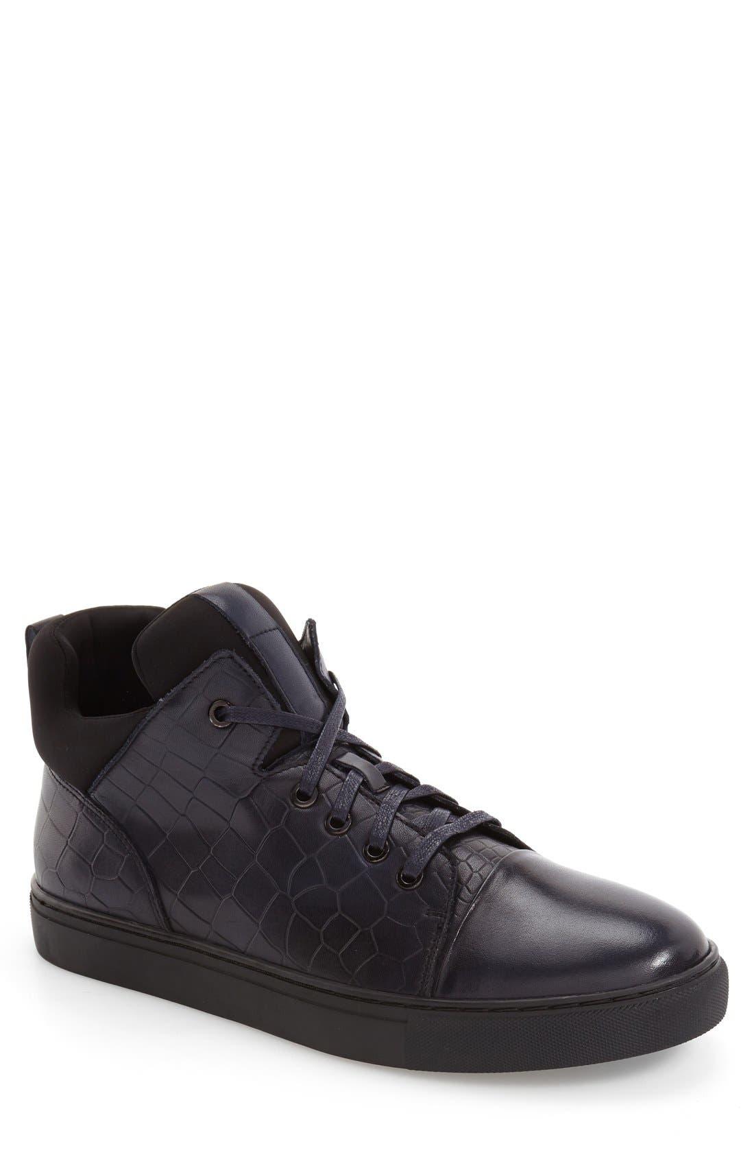 Zanzara 'Remix' High Top Sneaker (Men)