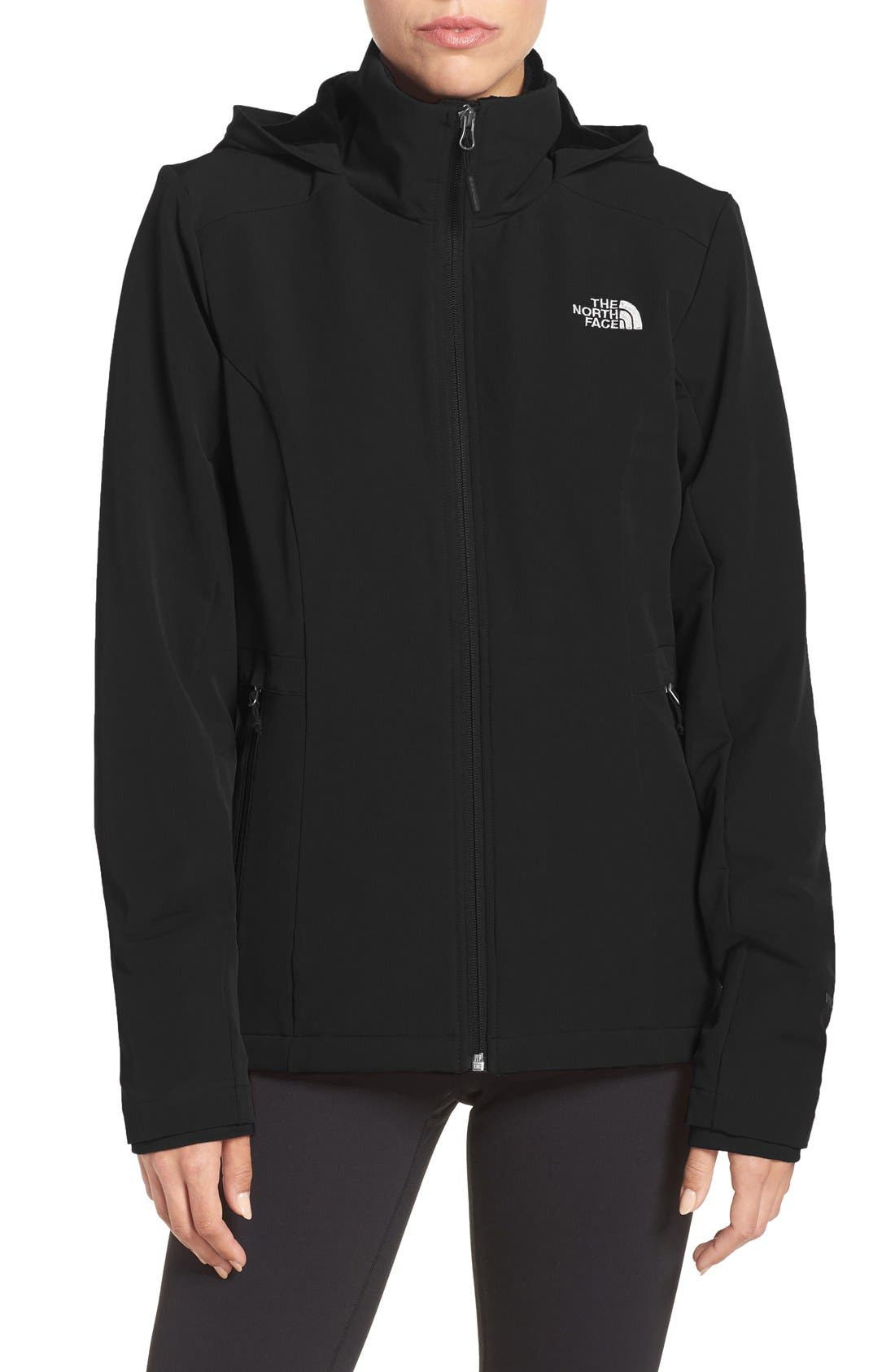Plus size jackets north face