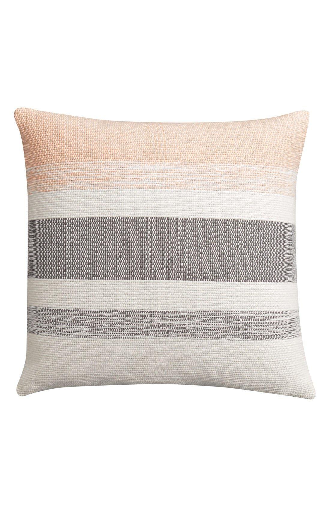 Stripe Accent Pillow,                         Main,                         color, Grey/ Multi