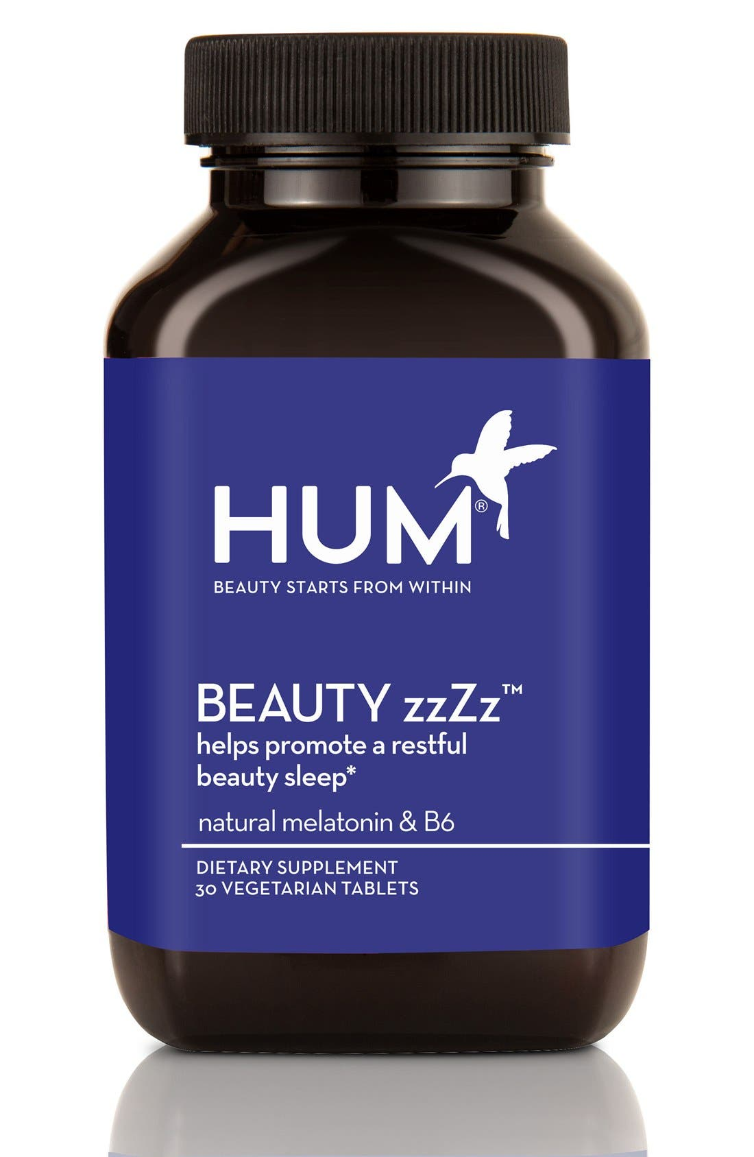 Hum Nutrition Beauty zzZz Tablets
