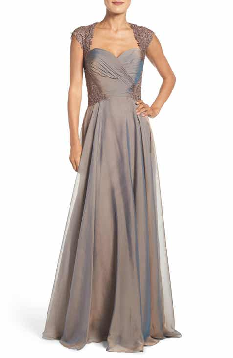ff56302dd4 Long Mother-of-the-Bride Dresses