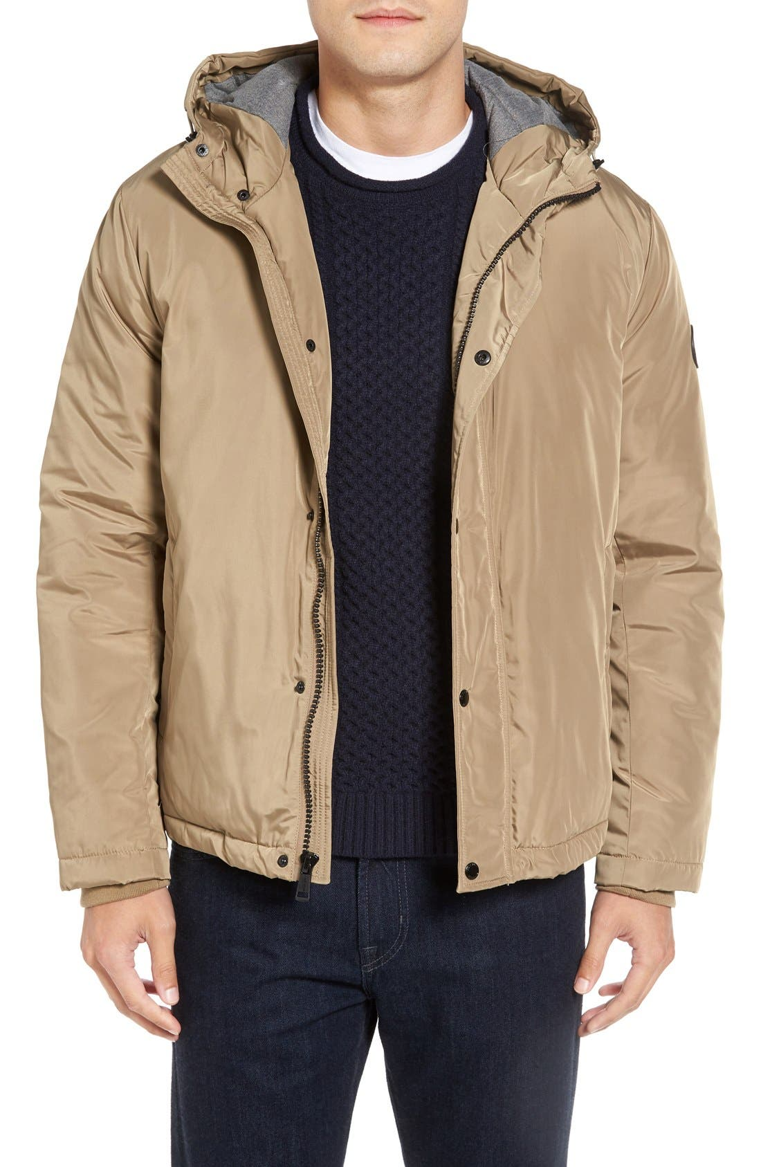 Main Image - Cole Haan Water Resistant Insulated Jacket