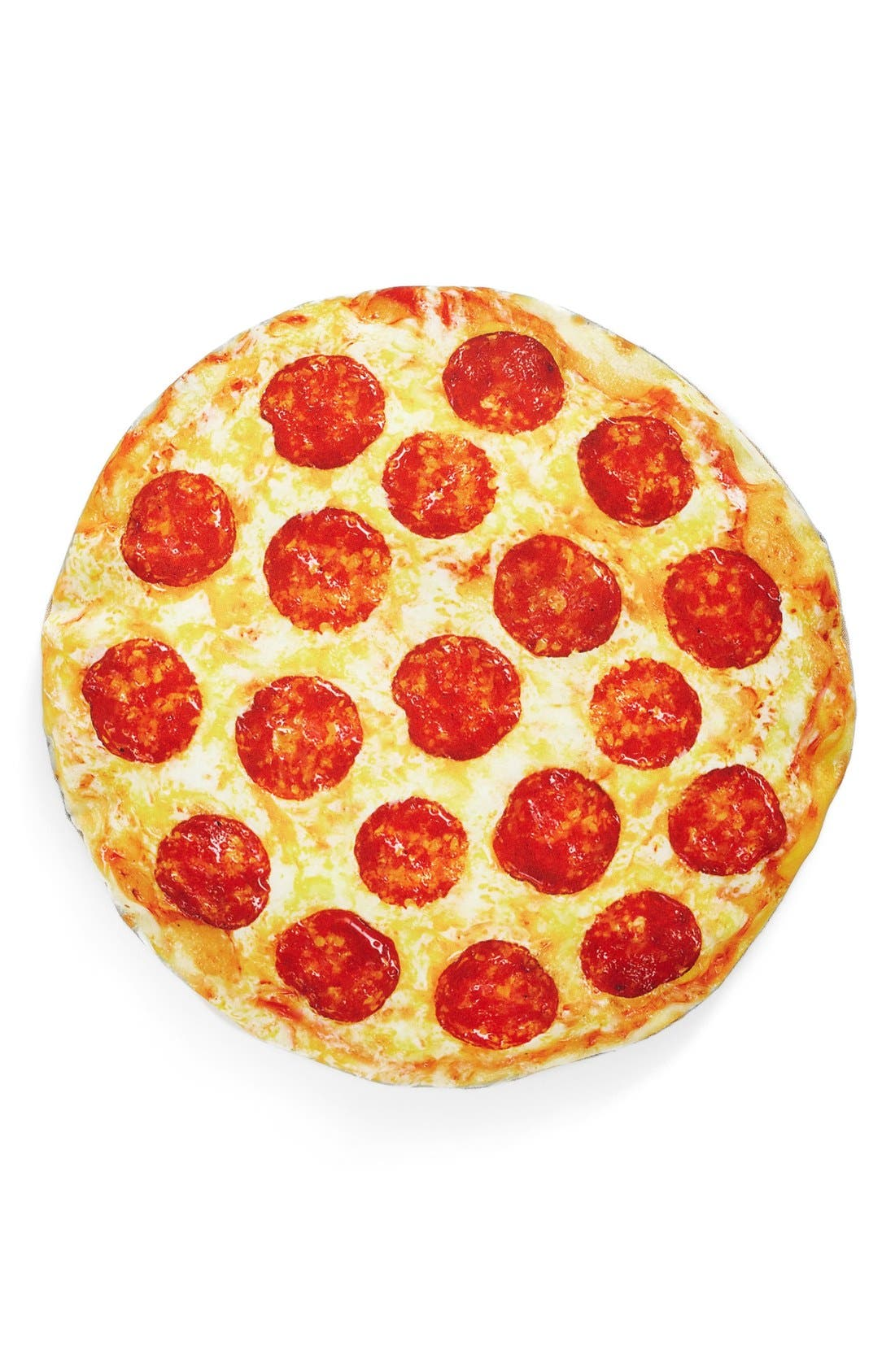 Alternate Image 1 Selected - Levtex Pizza Accent Pillow