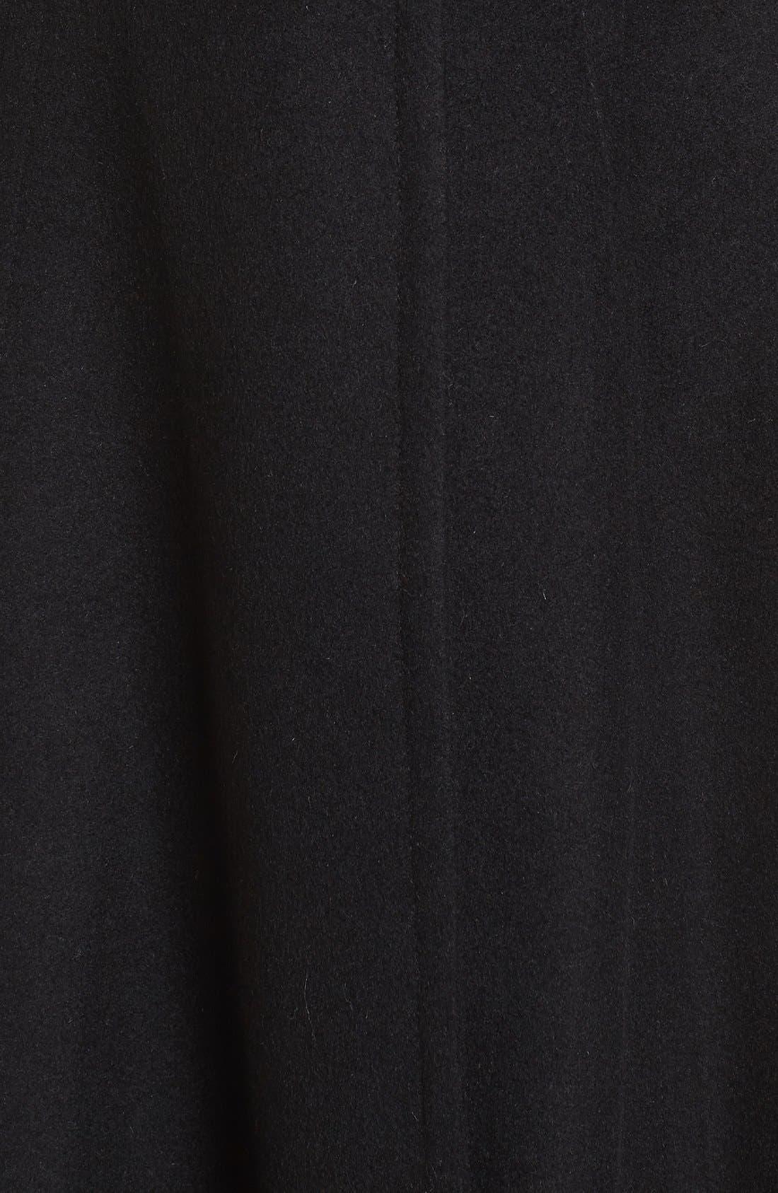Alternate Image 5  - Vera Wang Isabella Skirted Wool Blend Coat