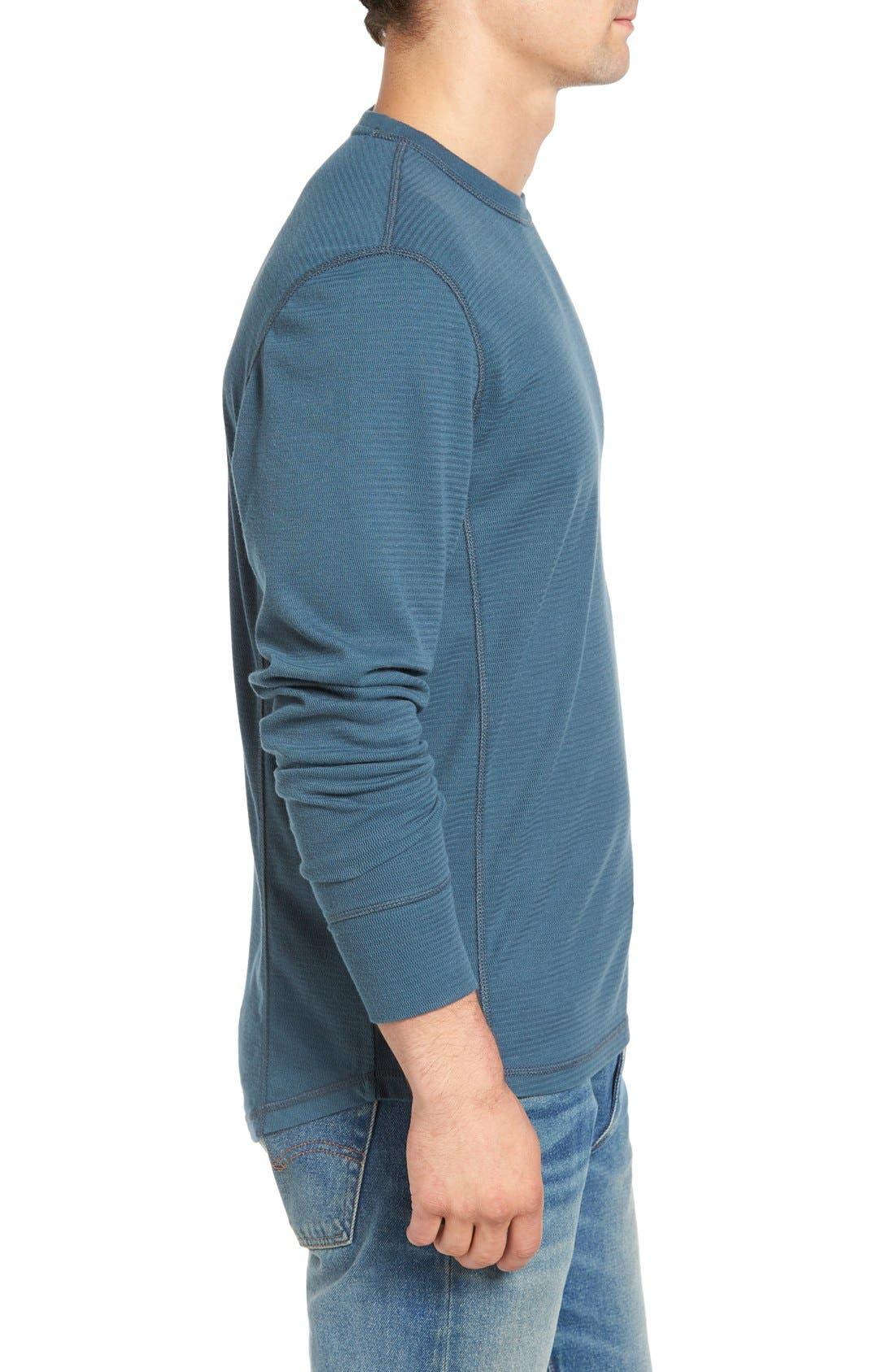 Alternate Image 3  - Jeremiah Larsen Zigzag Thermal T-Shirt
