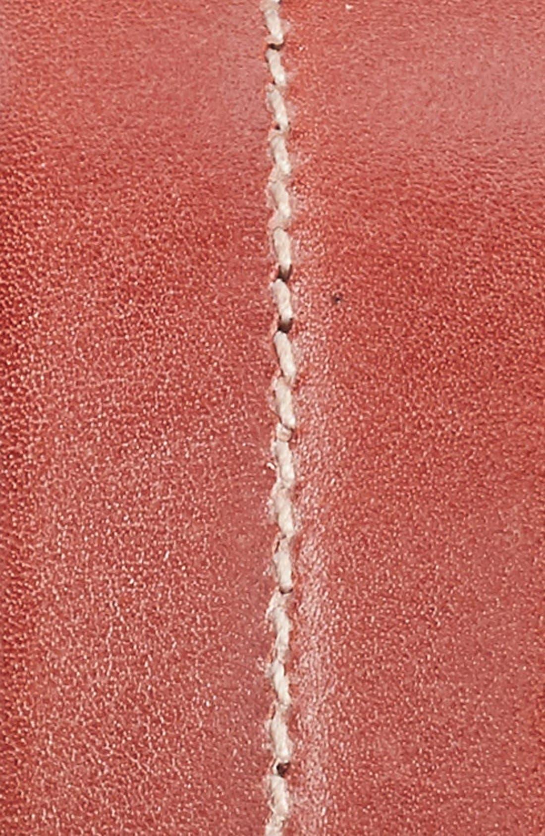 'The Diver' Belt,                             Alternate thumbnail 2, color,                             Rust