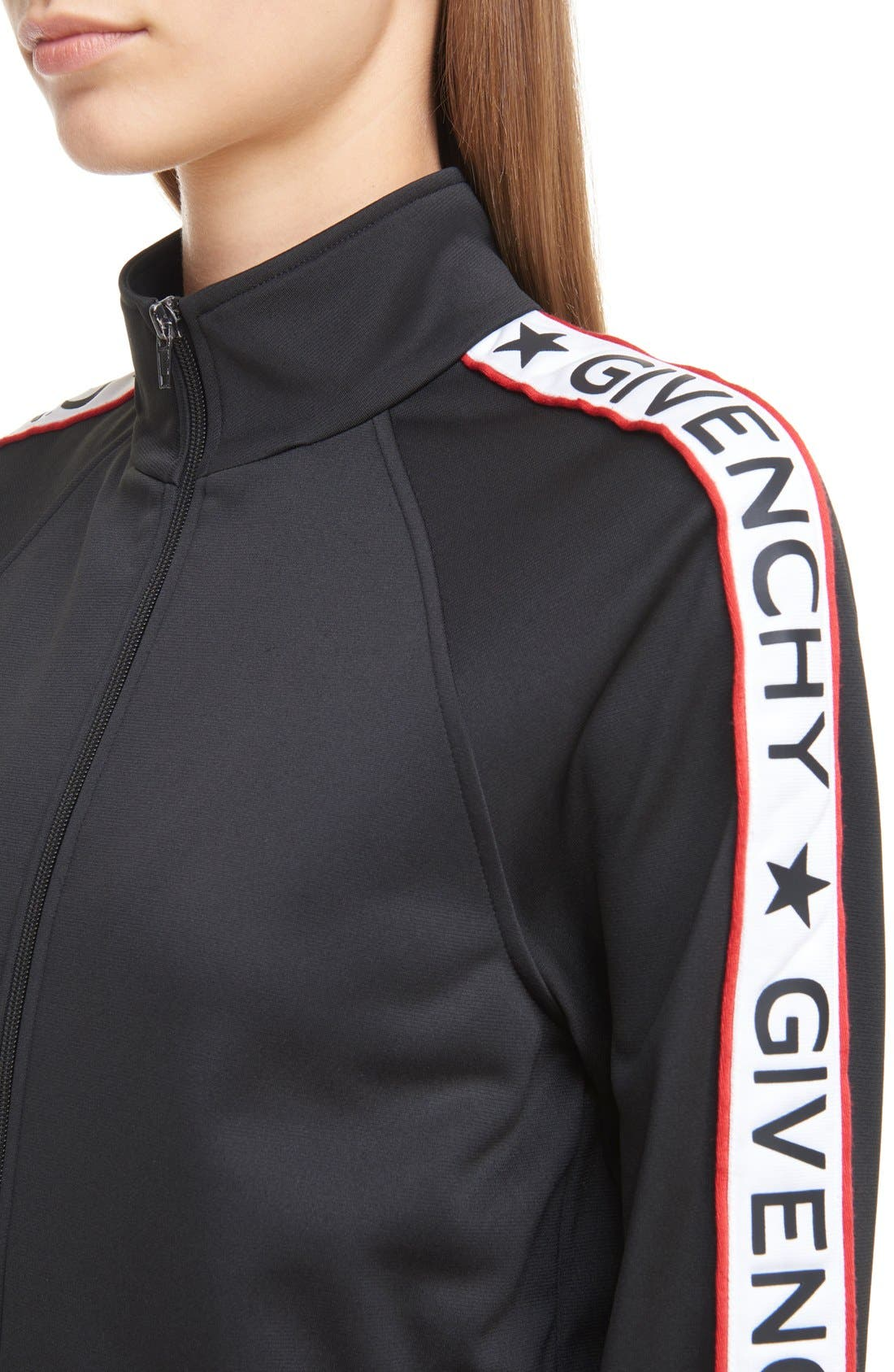Alternate Image 6  - Givenchy Logo Track Jacket