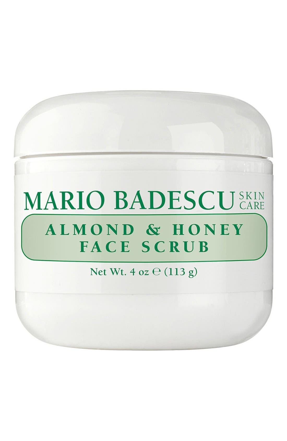 Mario Badescu Almond & Honey Face Scrub