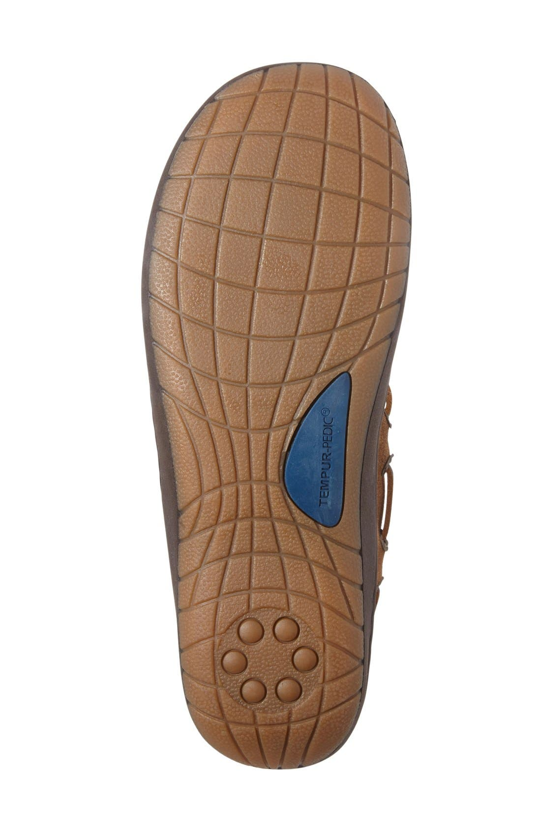 Therman Slipper,                             Alternate thumbnail 4, color,                             Chestnut