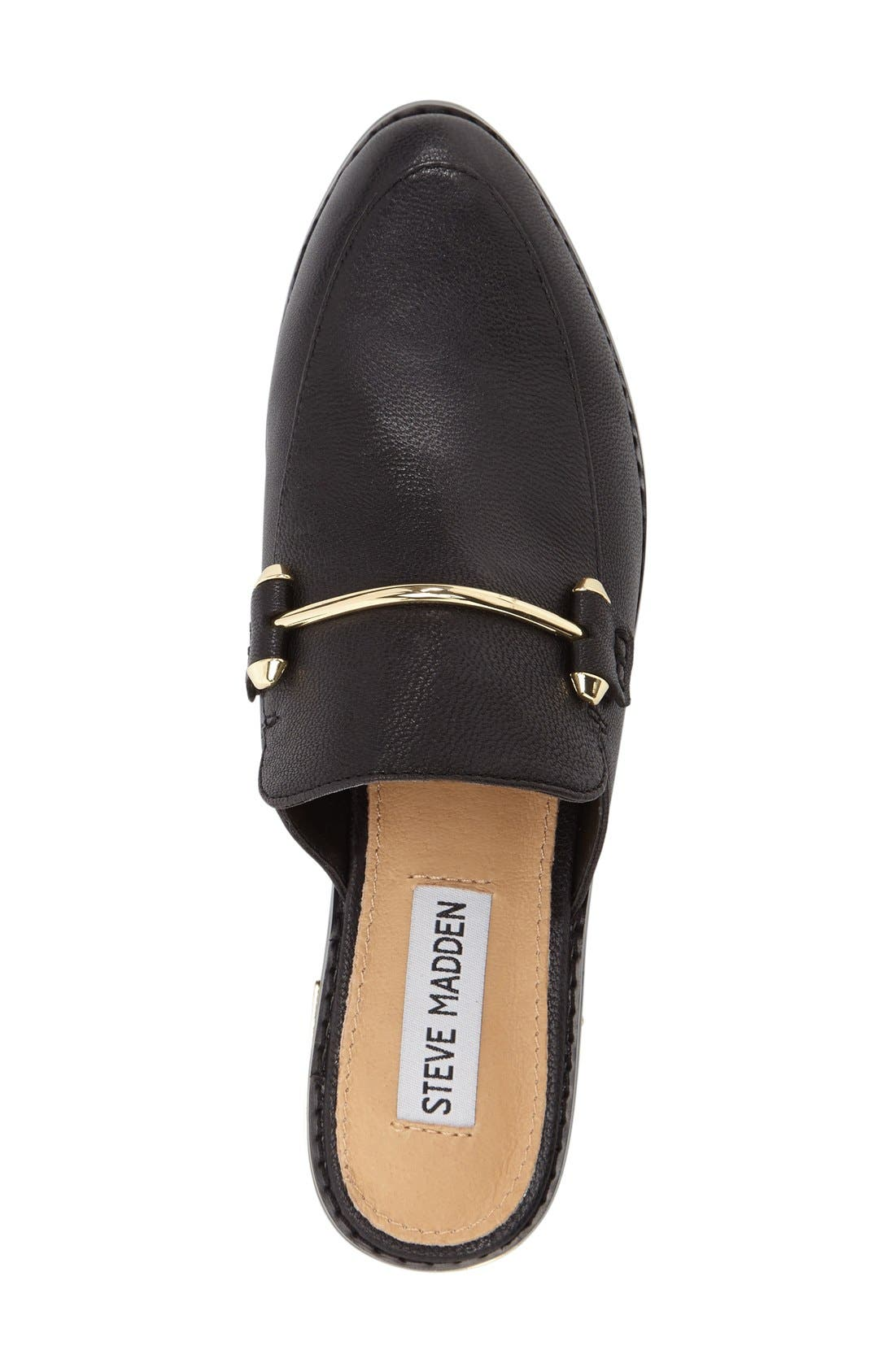 Alternate Image 3  - Steve Madden Laaura Backless Loafer (Women)