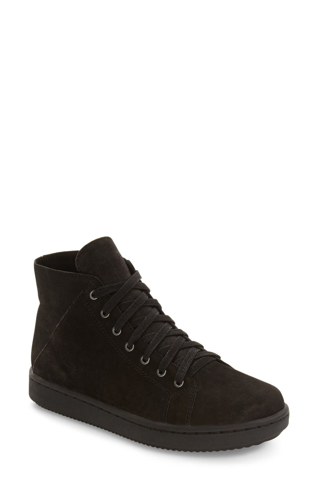 Eileen Fisher Game High Top Sneaker (Women)