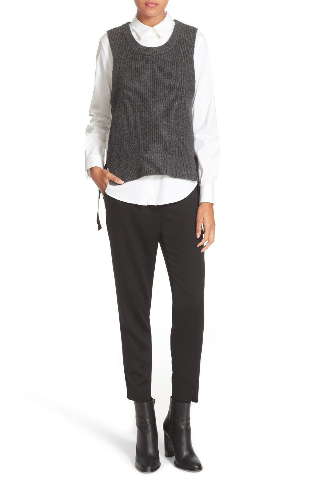 Alternate Image 2  - DKNY Relaxed Crop Pants