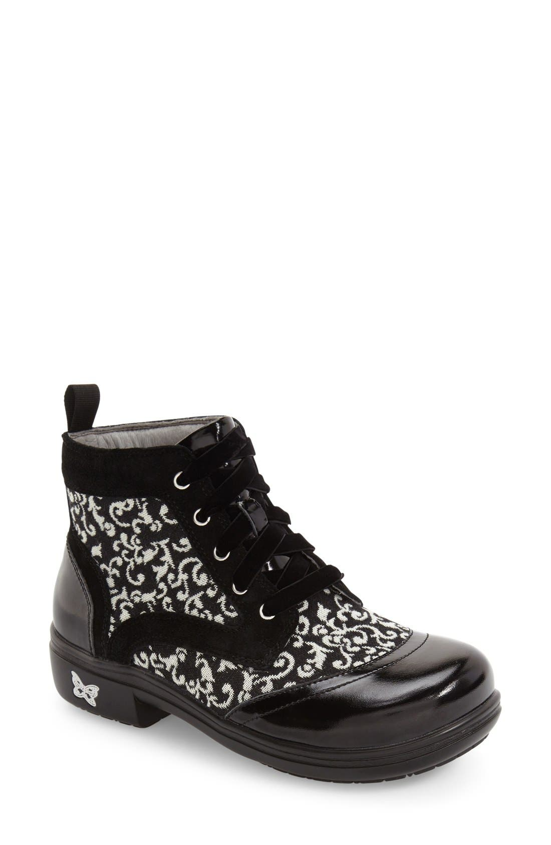 Alternate Image 1 Selected - Alegria 'Kylie' Leather Boot (Women)