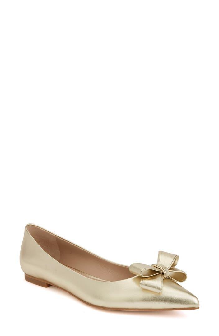 Shoes Of Prey X Megan Hess Bow Flat Women Nordstrom