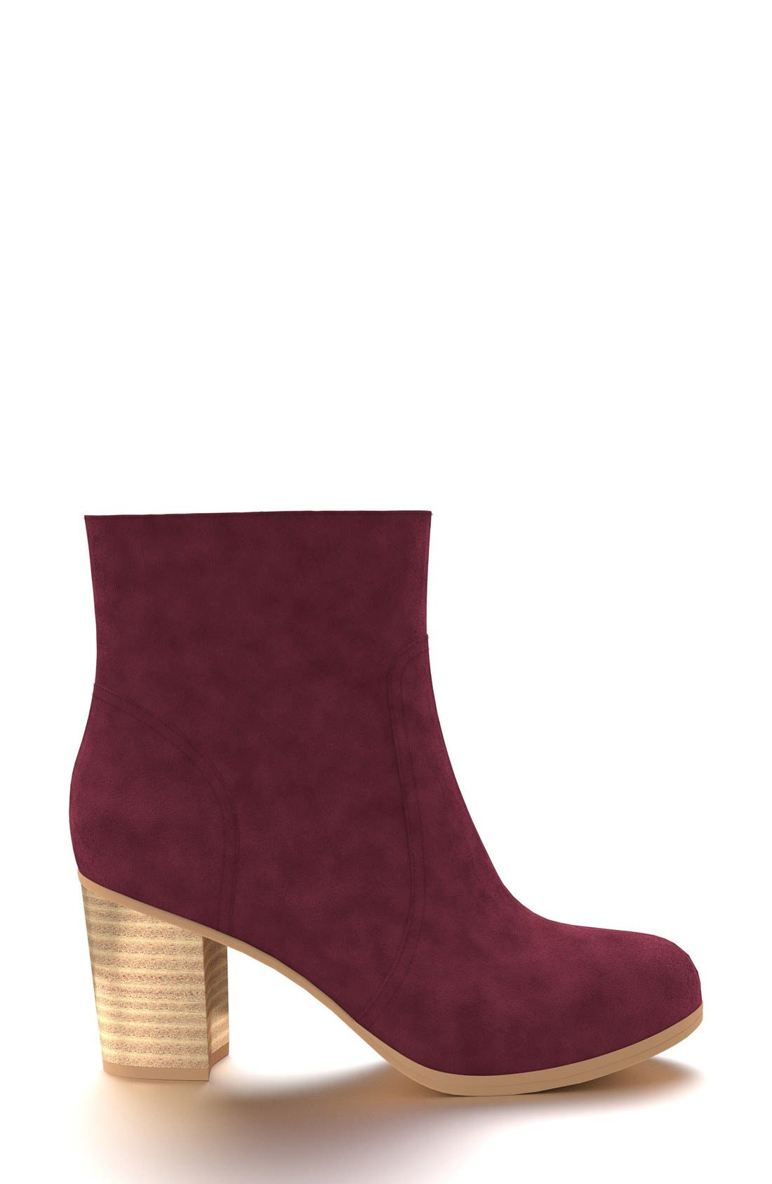 Alternate Image 2  - Shoes of Prey Block Heel Bootie (Women)