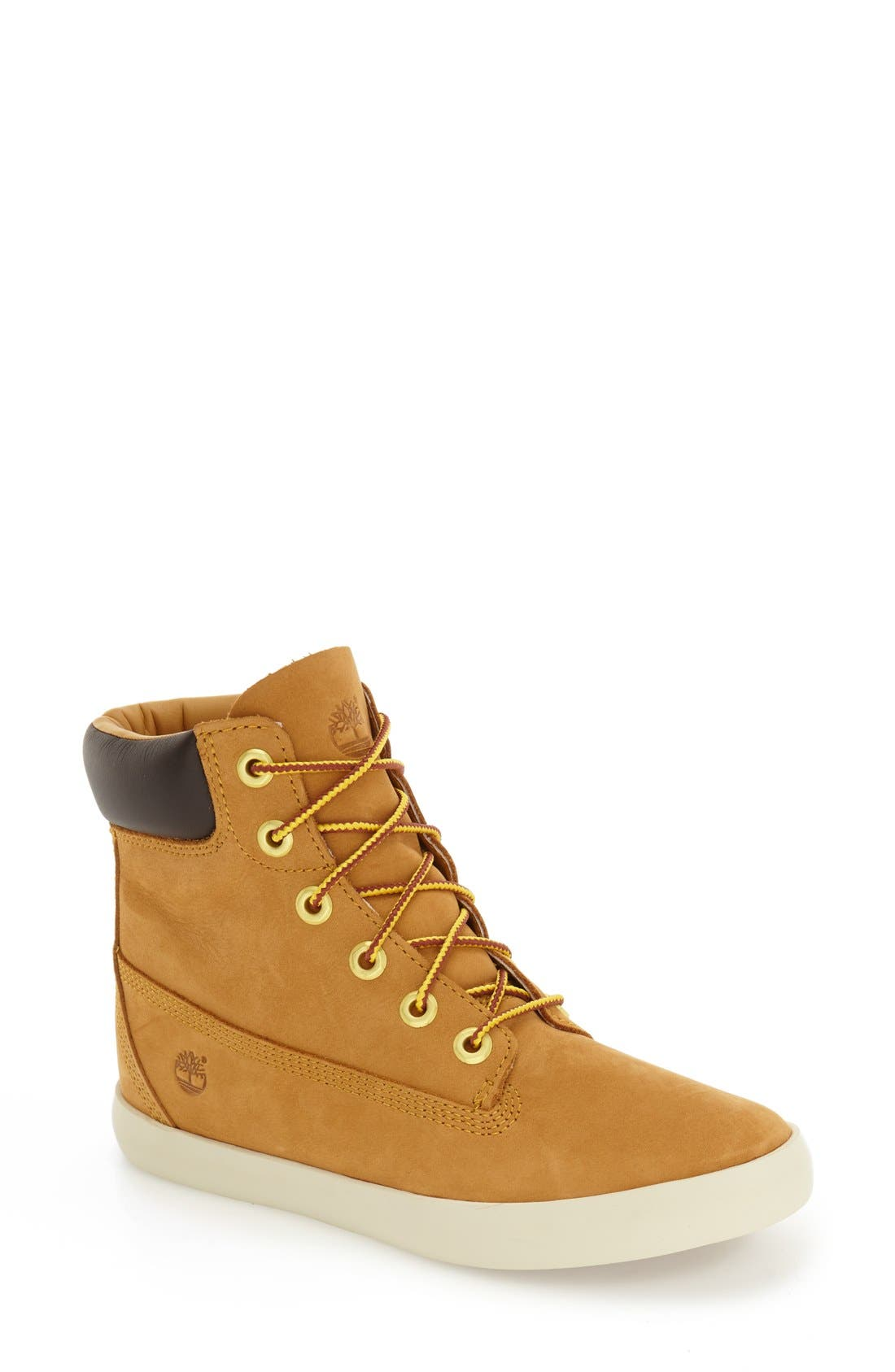 Alternate Image 1 Selected - Timberland Flannery Hidden Wedge Lug Boot (Women)