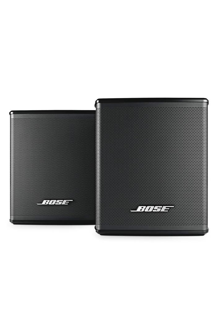 bose soundtouch 300 set of 2 surround sound speakers. Black Bedroom Furniture Sets. Home Design Ideas
