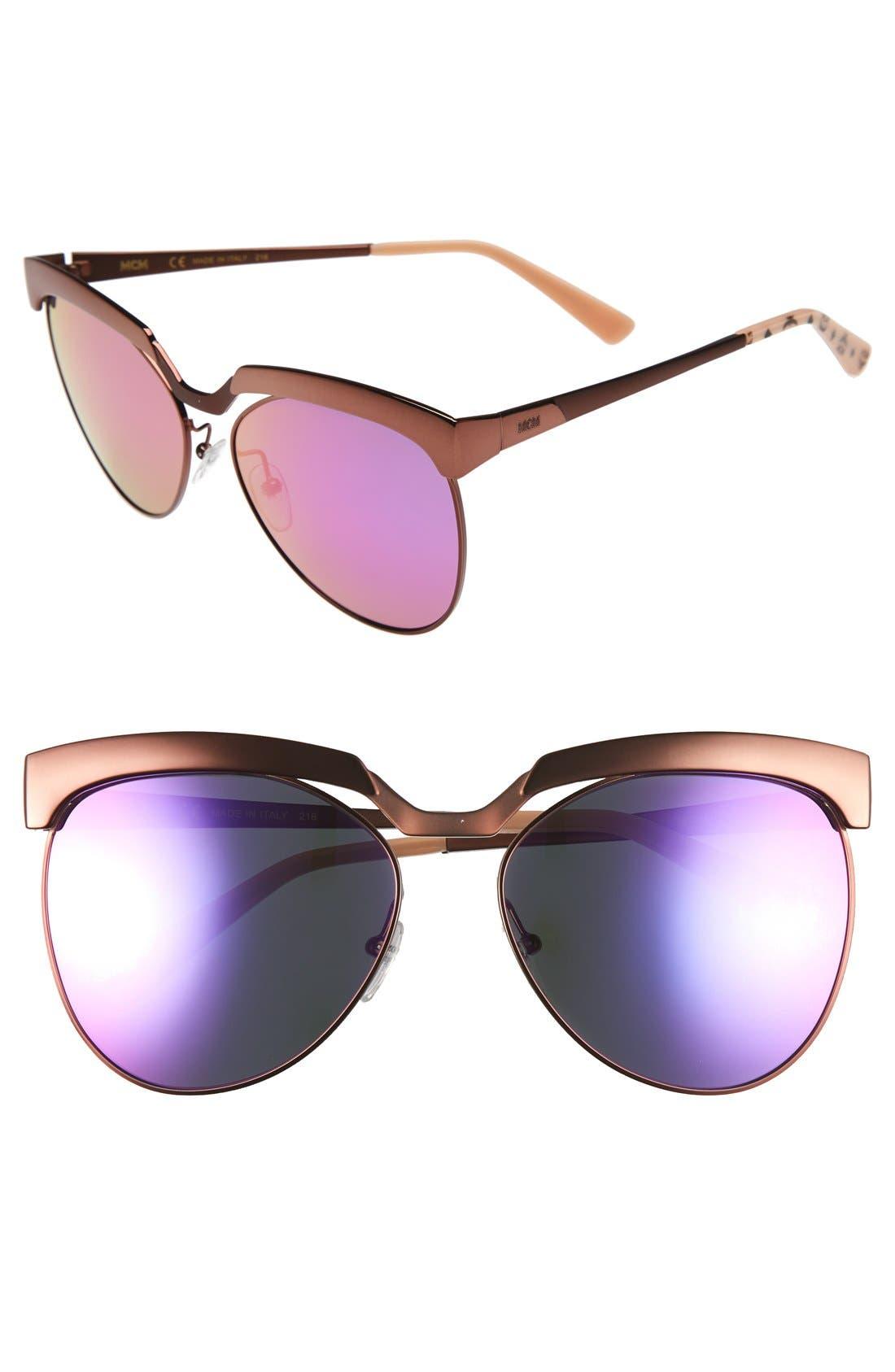 Alternate Image 1 Selected - MCM 58mm Sunglasses