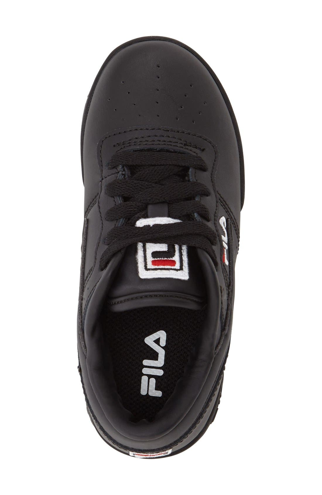 Alternate Image 3  - FILA Original Sneaker (Toddler, Little Kid & Big Kid)