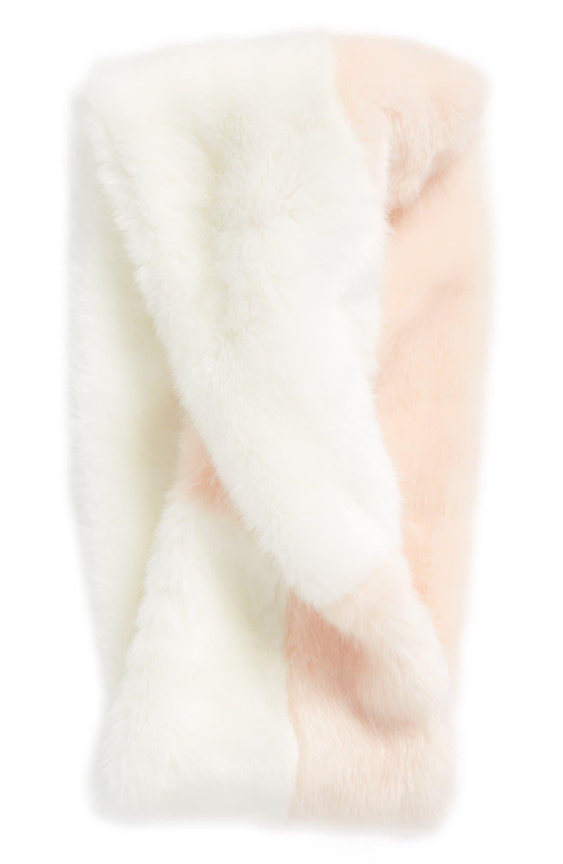 Alternate Image 2  - Leith Faux Fur Snood