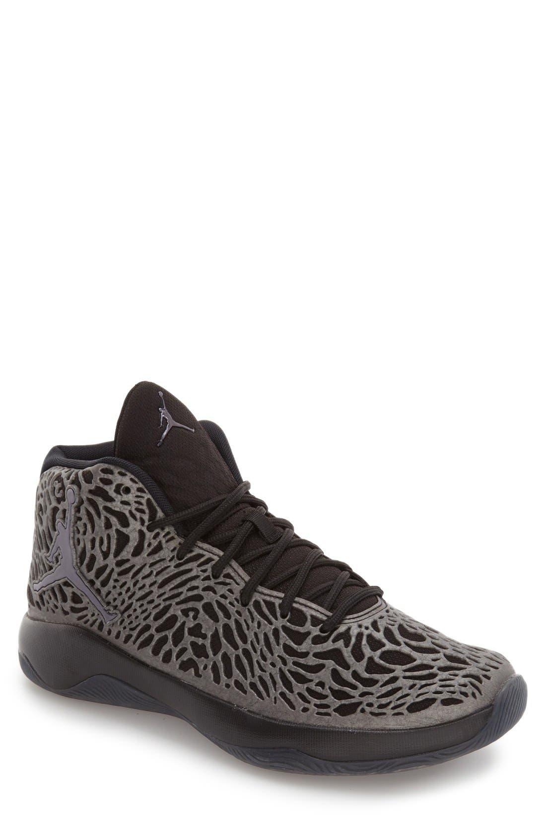 Alternate Image 1 Selected - Nike Jordan Ultra.Fly High Top Sneaker (Men)