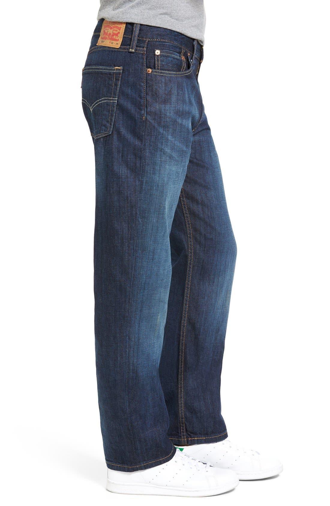 Alternate Image 3  - Levi's® 514™ Straight Leg Jeans