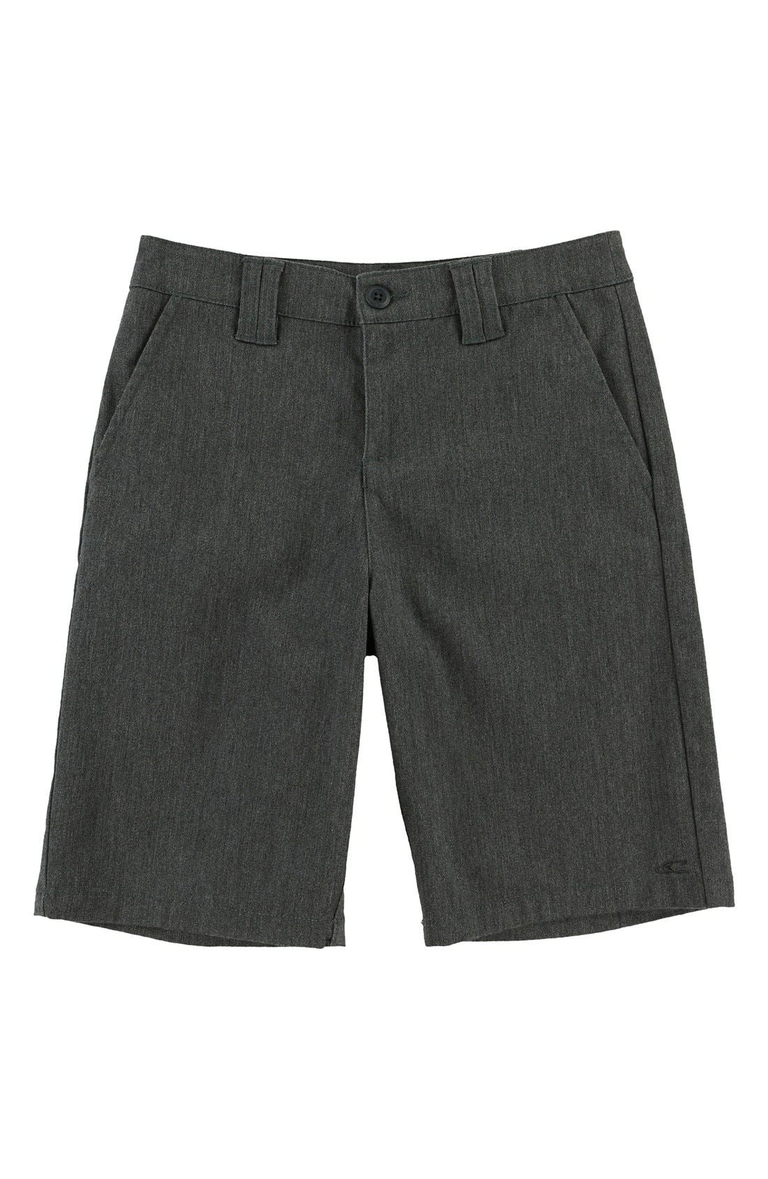 O'Neill Contact Stretch Shorts (Big Boys)
