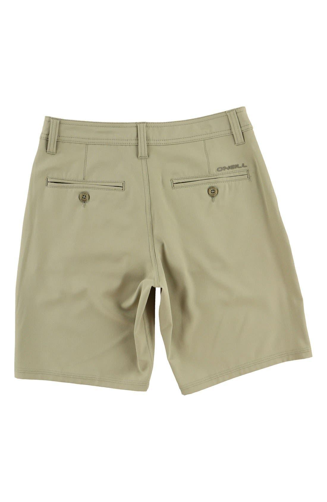 Alternate Image 2  - O'Neill Loaded Hybrid Board Shorts (Big Boys)