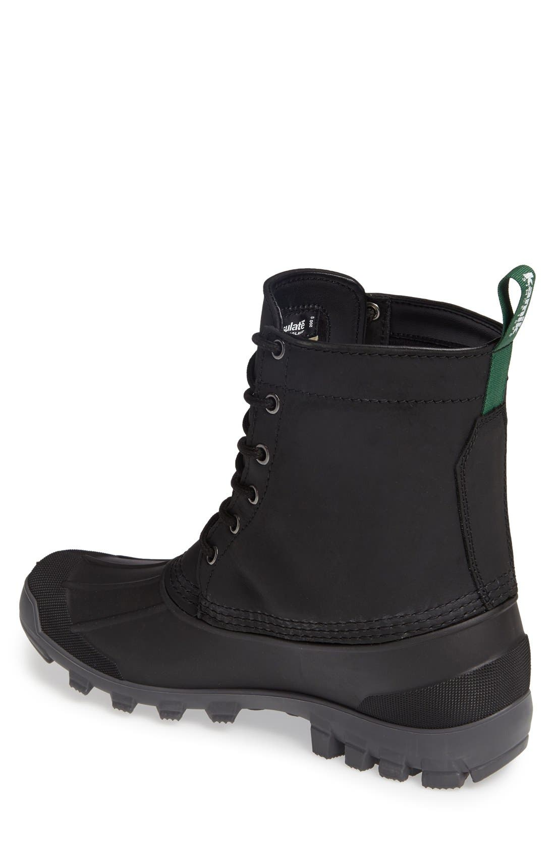 Alternate Image 2  - Kamik Yukon6 Waterproof Work Boot (Men)