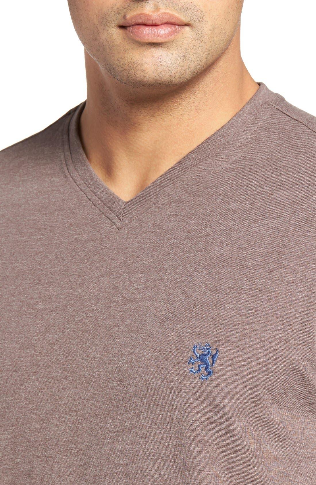 Alternate Image 4  - Majestic International T-Shirt & Lounge Pants