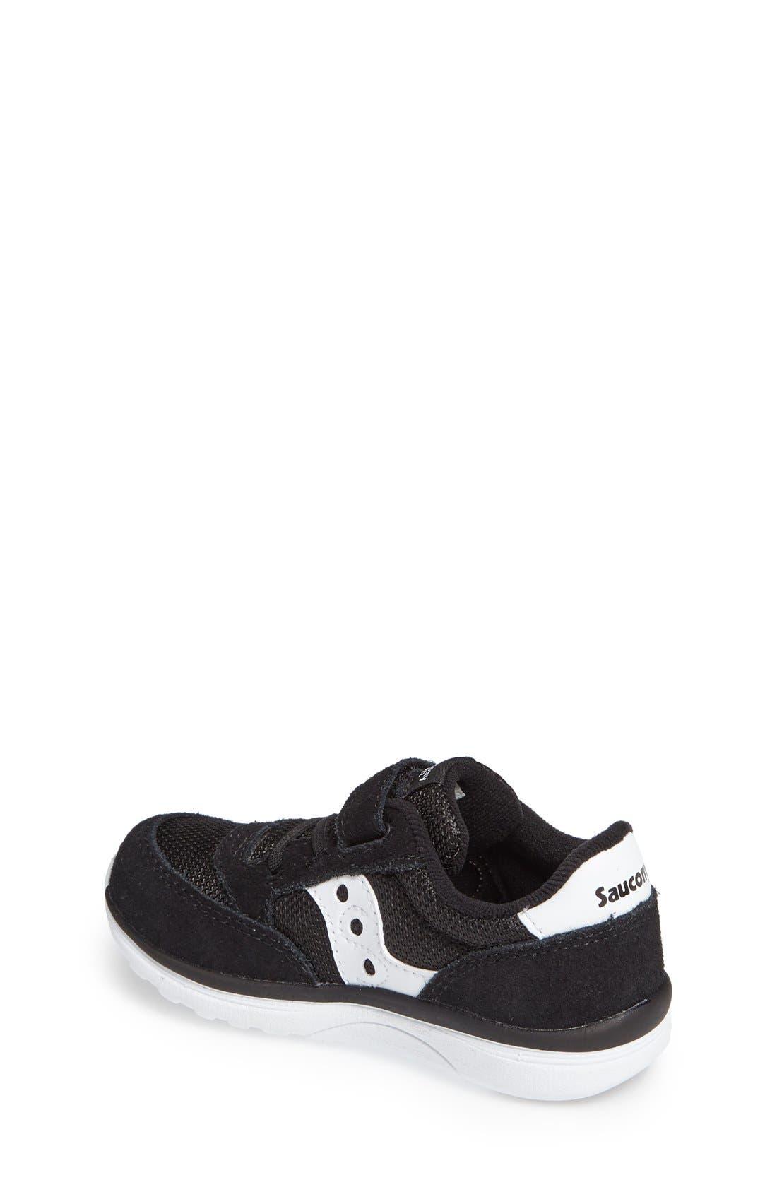 'Baby Jazz - Lite' Sneaker,                             Alternate thumbnail 2, color,                             Black