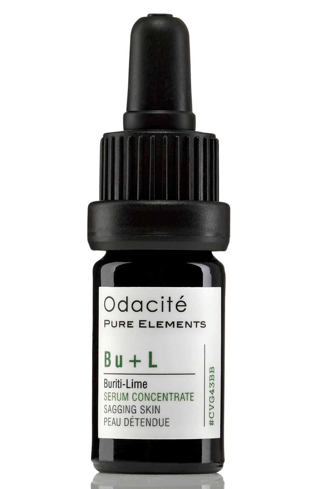 Odacité Bu + L Buriti-Lime Sagging Skin Facial Serum Concentrate