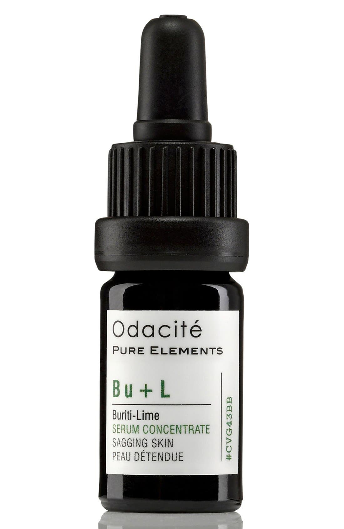 Odacité Bu + L Buriti-Lime Sagging Skin Facial Serum Concentrate