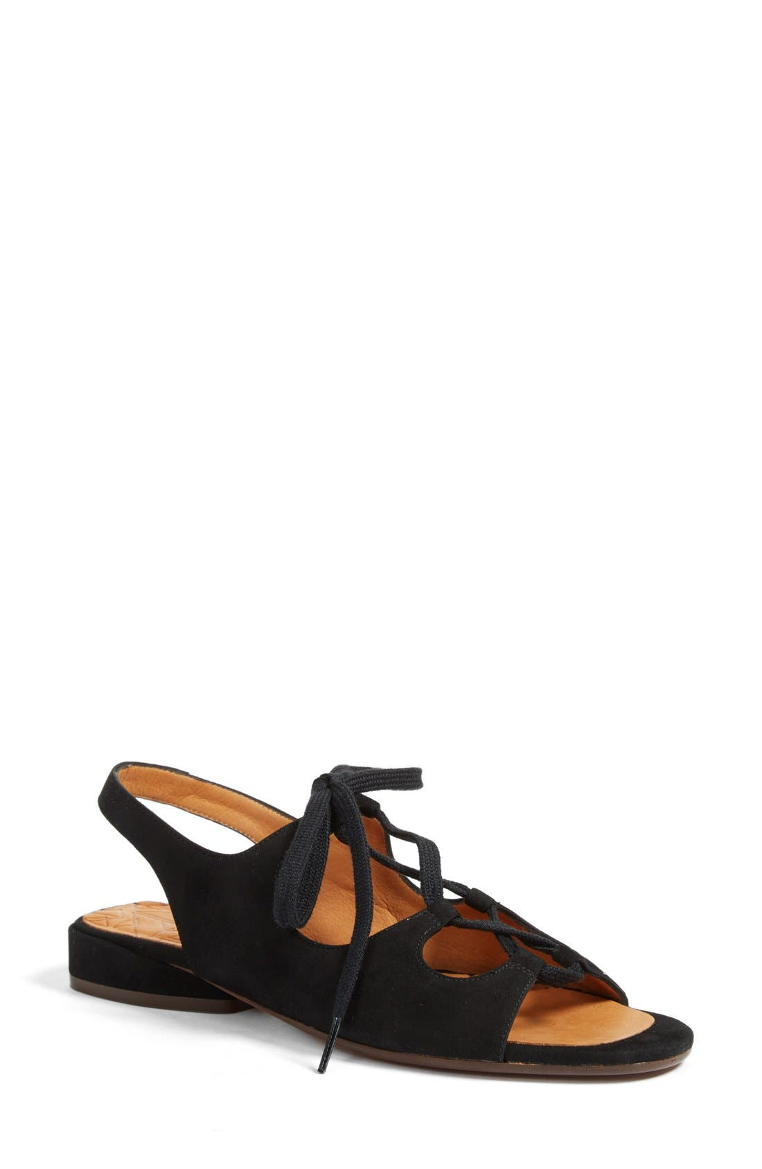 Alternate Image 1 Selected - Chie Mihara Nalia Lace-Up Sandal (Women)