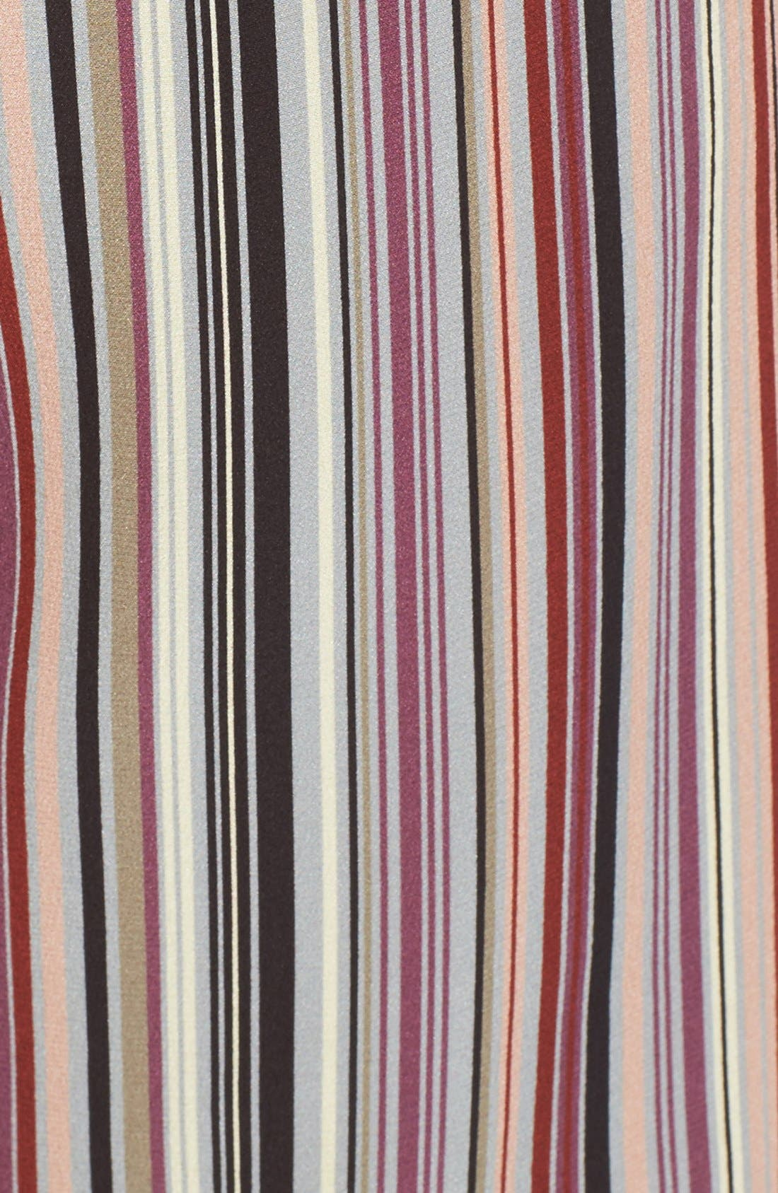 Alternate Image 5  - Theory Winszlee Stripe Silk Pants