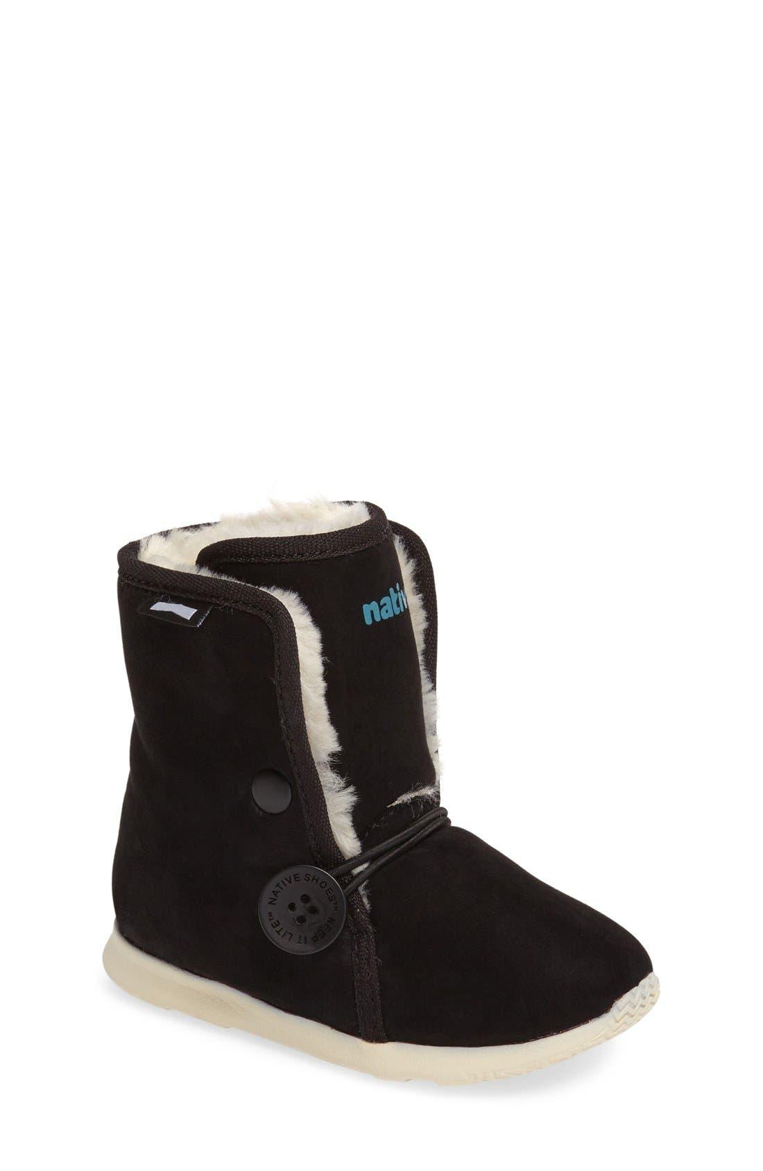 Native Shoes Luna Boot (Walker, Toddler & Little Kid)
