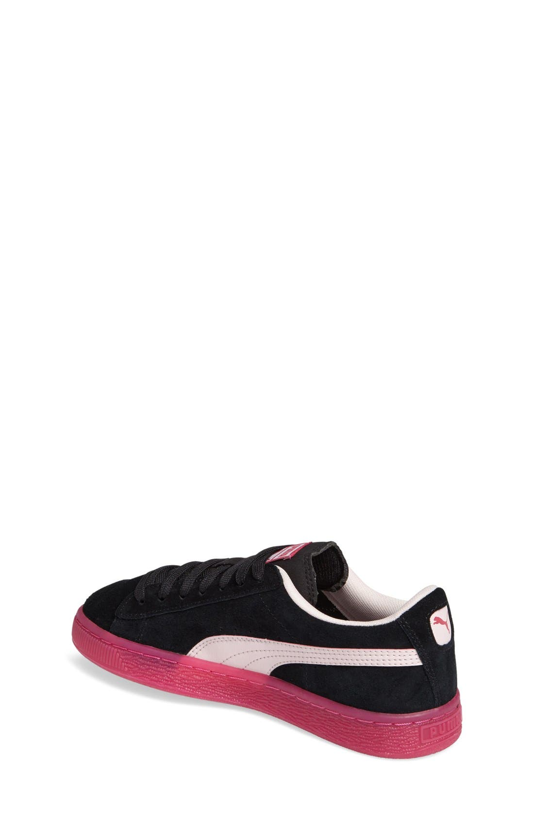 Alternate Image 2  - PUMA LFS Iced Jr Sneaker (Toddler, Little Kid & Big Kid)