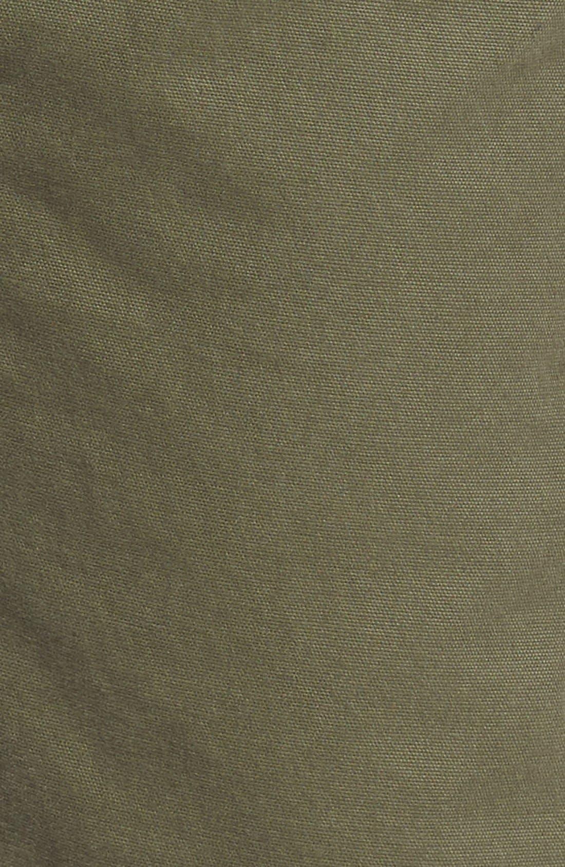 Bronson Pants,                             Alternate thumbnail 5, color,                             Cargo Green