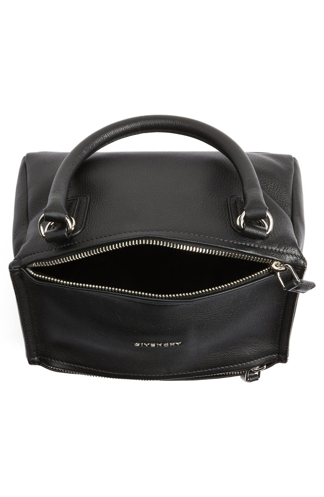 Alternate Image 4  - Givenchy 'Small Pandora' Leather Satchel